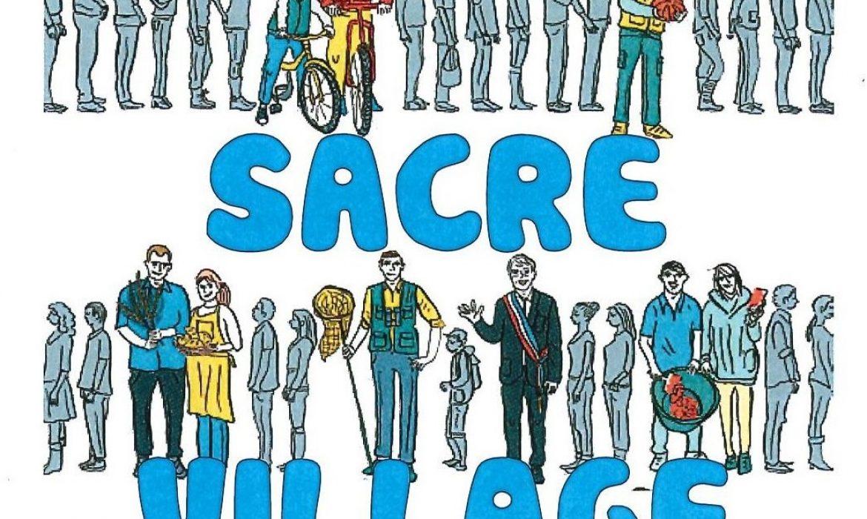 Affiche du film Sacré village